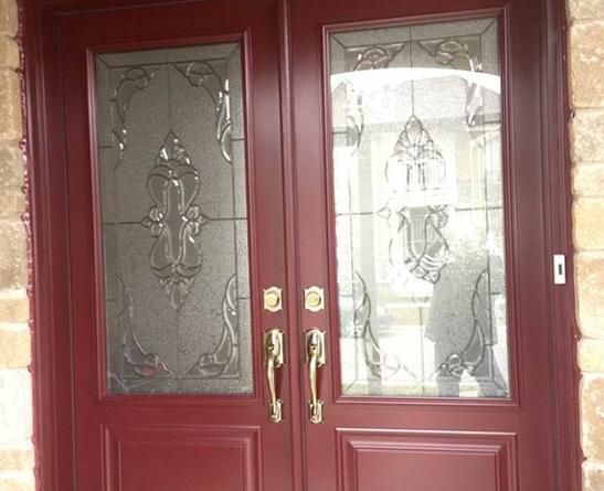Are Fiberglass Exterior Doors Solid Home Okumura