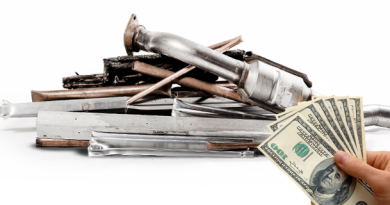 Recycle your Scrap Metal for Money