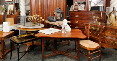 Antique Furniture Is Sturdy and Built to Last