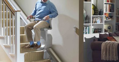 What to Expect When Renting a Stairlift